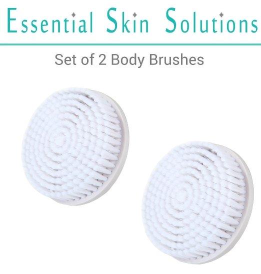 body acne - Brush to Reduce Acne